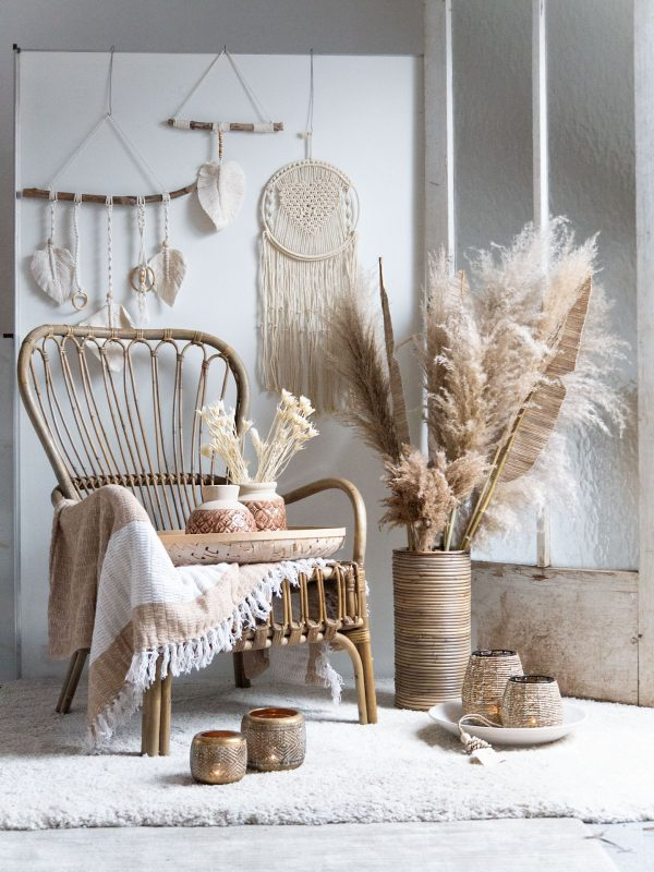 Boho Home of Greta